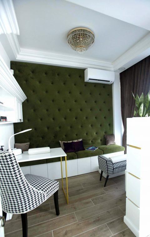 Дизайн на салон за красота