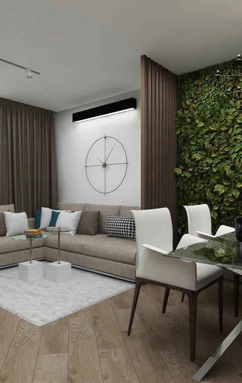 Проект интериор на апартамент #56