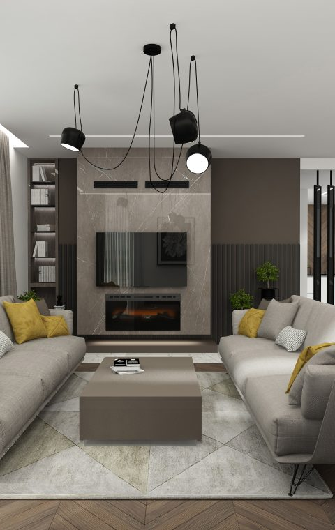 Modern house #33